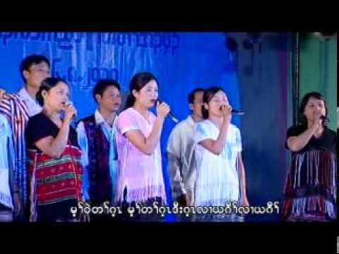 Karen Choir 7 Rev. Ba Tin