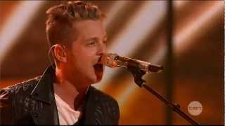 One Republic If I lose Myself live on American Idol