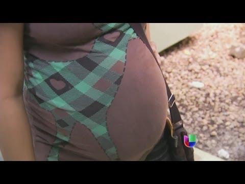 Embarazo de niña de 10 años destapó un drama en República Dominicana - Noticiero Univisión