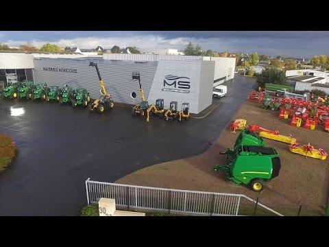 Concession agricole MS EQUIPEMENT I John Deere I Caterpillar I Pöttinger