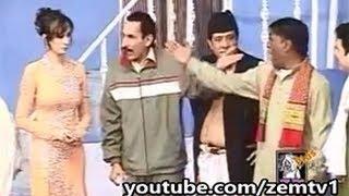 Deedar, Iftikhar Thakur, Amanat Chan best stage drama performance in Disco Deewanay