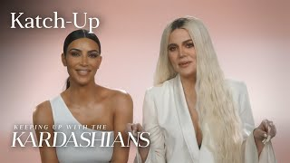 """Kim and Khloé Find Clarity & Scott and Kourtney Work On Their Future: """"KUWTK"""" Katch-Up (S16, Ep4)"""