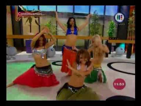 Las chicas del Ballet La tortura