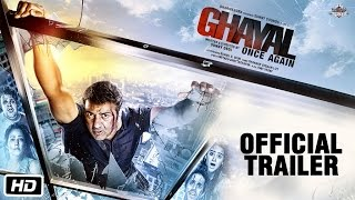 Ghayal Once Again | Official Trailer | Sunny Deol | Soha Ali Khan | 5th Feb 2016