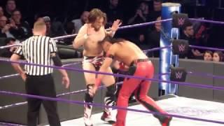 WWE Smackdown/205 Live - Daniel Bryan vs Shinsuke Nakamura - Dark Match (Live in Montreal)