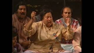 Ustad Nusrat Fateh Ali Khan - Mast Nazron Se Allah Bachaye - OSA Official HD Video