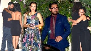 Ambani's PRIVATE Bollywood Party 2016 Full Video | Aamir Khan, Radhika Apte, Dia Mirza