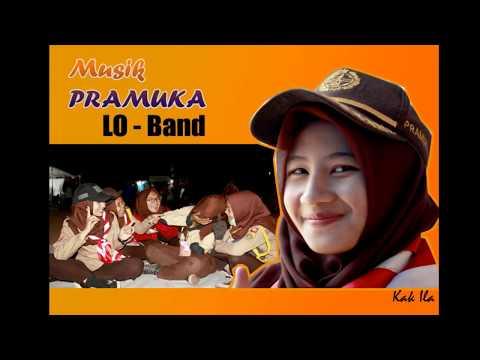 L O Band Lagu Lagu Perkemahan Pramuka Bikin Baper