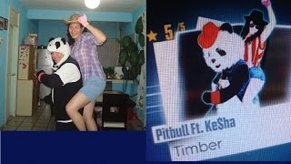 Just Dance 2014 - Timber - Pitbull Ft Ke$ha