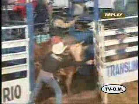 25º Rodeio em Touros Ipuã SP 2007 ® Renatinho Cruz ©