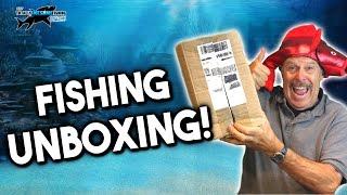 Unboxing New Fishing Tackle! | TAFishing