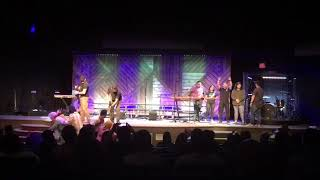 Isaiah 6 - Lindy Conant & The Circuit Riders - 2017 NWA missions convention human video