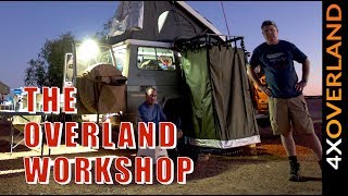 4WD ACCESSORIES FOR CAMPING-1/2 | Overland Workshop