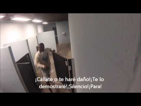 VÍDEO EXPERIMENTO VIOLACIÓN