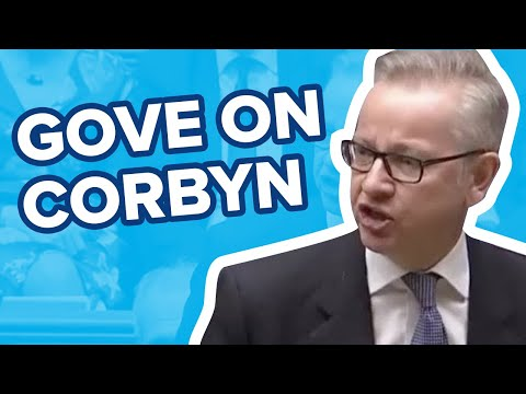 Michael Gove takes apart Jeremy Corbyn in Parliament speech