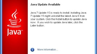 Installing the Java JDK Software and Setting JAVA_HOME on Windows