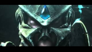 Arthas becomes the Lich King Hd