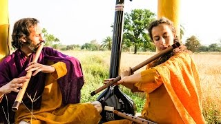 Samvad - Raga Yaman  - Dhrupad Bansuri Jugalbandi