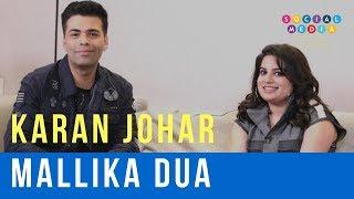 Social Media Star Ep 3 | Karan Johar | Mallika Dua