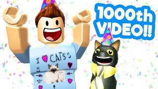MY 1000TH VIDEO!!