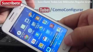 Samsung Galaxy Ace 4 Lite Duos Cómo hacer una captura de pantalla SM-G313ML/DS español