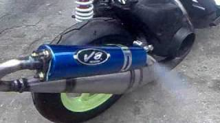 Honda Dio Zx AF28 125cc by Motorevolution