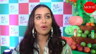 Actress Shraddha Kapoor Launches New Hair and Care Fruit Oils mumbai