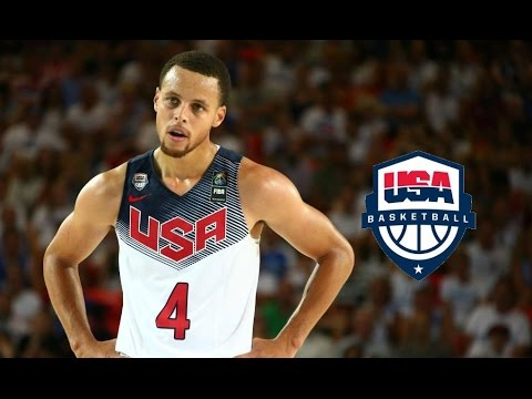 Stephen Curry Team USA Offense Highlights