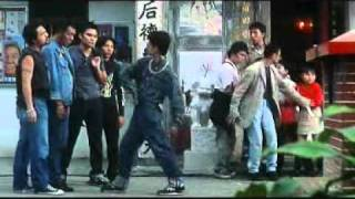 Stephen Chow - King of Comedy (funny scene 2) - gangster