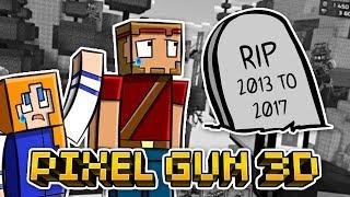 The End Of Pixel Gun 3D