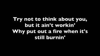 Chris Young - I'm comin' over Lyrics