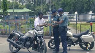 পুলিশ টাকা কেন নিচ্ছে? |A STRONG MESSAGE FROM BANGLADESH POLICE | BANGLADESH POLICE | Partha'sDen .