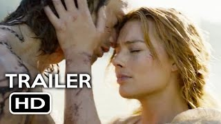The Legend of Tarzan Official Trailer #2 (2016) Alexander Skarsgård, Margot Robbie Movie HD