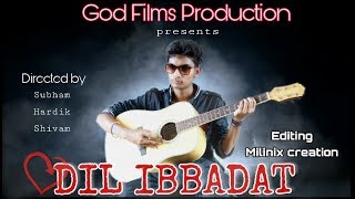 Dil ibadat   Video song   Tum mile movie   God FilmS Production  