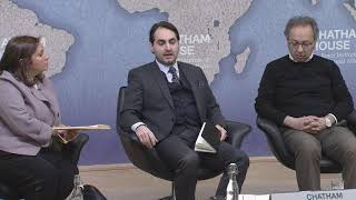 Demystifying the Syrian Conflict - Session 1: Regime Area Dynamics