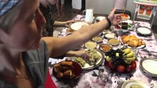 Kasachstan - 9th dish with Bibinur and Janathan - SilkRouteCooking
