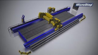 MG - Multi-functional CNC cutting and drilling machine