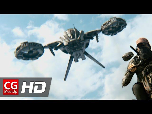 "CGI 3D Animated Short Film HD: ""RUIN Short Film"" by WES BALL"