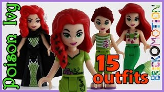 15 Poison Ivy outfits for every occasion - LEGO dollify