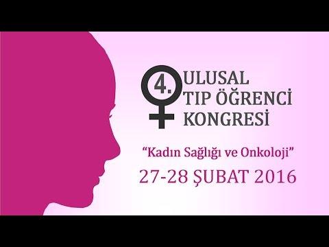 Gazi Üniversitesi Tıp Fakültesi 4. Ulusal Tıp Öğrenci Kongresi ''Kadın Sağlığı ve Onkoloji''- GÜTBAT