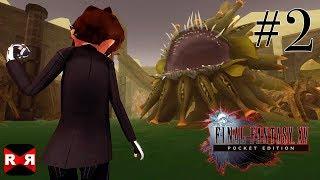 FINAL FANTASY XV POCKET EDITION - Chapter 7 - Walkthrough Gameplay Part 2