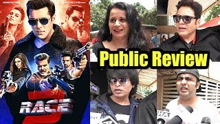 Race 3 PUBLIC REVIEW - First Day First Show - Salman Khan - Bollywood Insight