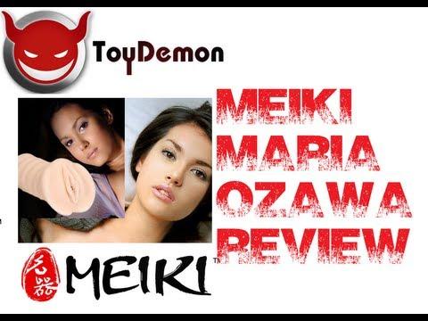 MEIKI MARIA OZAWA REVIEW