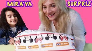 Mira ile Süpriz Hediye Paketi Açıyoruz! | Disney Karakterleri | Oyuncak Bebekler | Oyuncak Butiğim