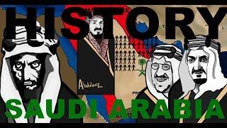 History of Saudi Arabia (House of Saud)