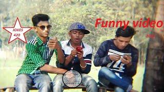 Funny video/2018 সালের সেরা ফানি ভিডিও/না দেখলে পুরাই মিস/Jokes 420