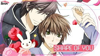 「LimS™」▸ SHAPE OF YOU MEP