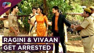 Vivaan And Ragini Finally Get Arrested   Udaan   Colors Tv