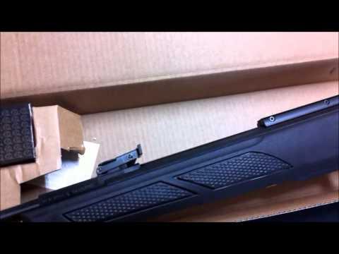 Gamo shadow 1000 DX combo pack review air rifle airsoft carabine à plomb air comprimé