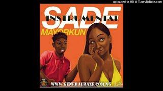 INSTRUMENTAL/FREE BEAT: Mayorkun - Sade [Official Instrumental] (MP3/3GP/MP4/HD/MLV)